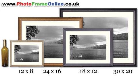 photo frames 3 x 2 sizes for dslr cameras